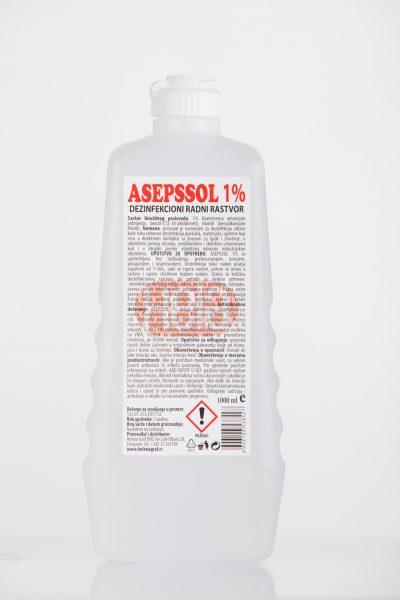 asepsol 1%